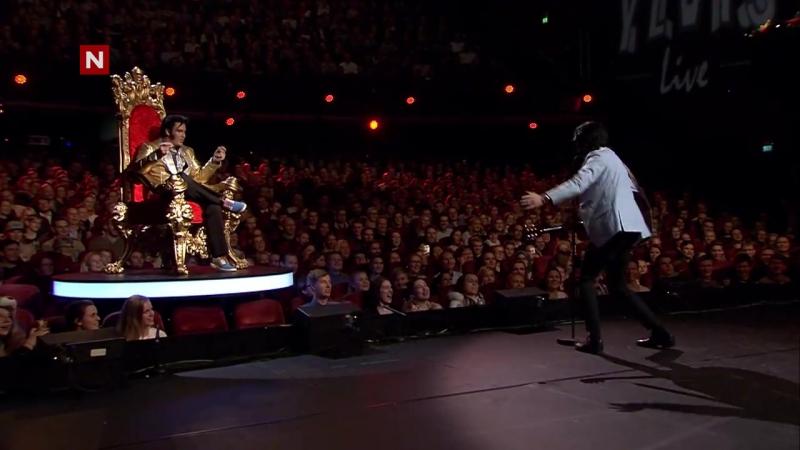 YLVIS, Calle Jarle Bernhoft imitate Kjell-Elvis - IKMY 12.01.2016