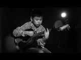 Алихан Артыков,12 лет, виртуозная игра на гитаре