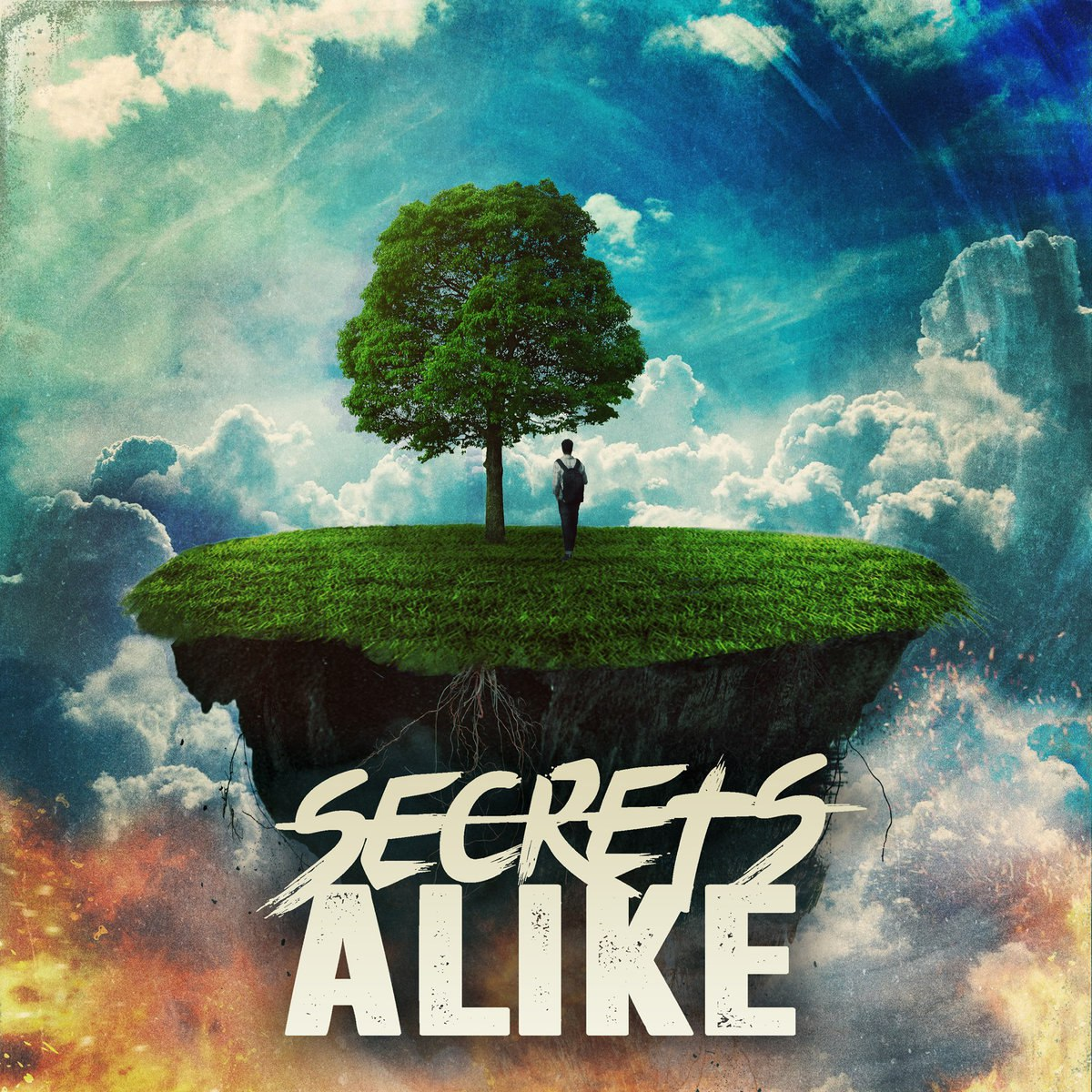 Secrets Alike - Transcendence [single] (2015)