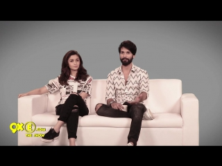 Shahid kapoor on wife mira- i was scared of getting married - exclusive interview