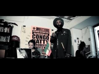 Congo Natty - 2013 - Jah Warriors (feat. YT & Nanci Correia) #shhmusic