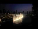 Танцующий фонтан «Bellagio» в Лас-Вегасе