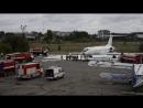 Последняя смена в ВПО СПАСОП Аэропорт Сыктывкар (совместные учения с МЧС)