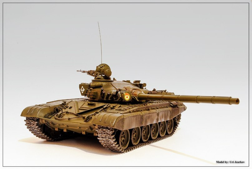 """Конкурс «СССР/РФ vs USA/NATO» - номинация """"Военная и бронетанковая техника 1/35"""""""