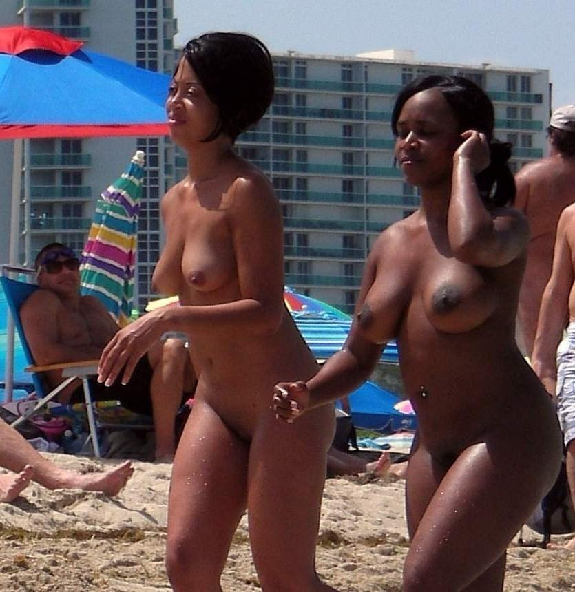 Wild Xxx Hardcore  Black Nudists Beach Babes-9283