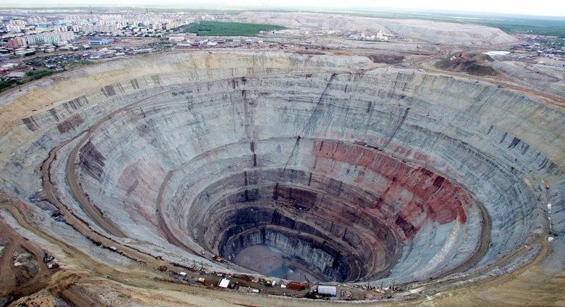 В руднике «Мир» Мирнинского района произошел хлопок газо-воздушной смеси