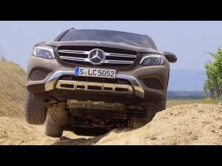 NEW 2016 Mercedes GLC ► Off Road Testing