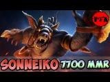 Dota 2 - SoNNeikO 7700 MMR Plays Ursa vol #1 - Ranked Match