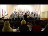 Детская Хоровая Капелла Великого Новгорода - Sound the trumpet, Херувимская песнь
