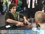 Nassif vs Chapin! Epic Dragonstorms battle!