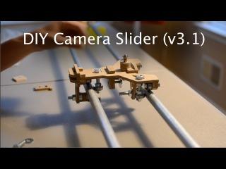 DIY Camera Slider v3.1 - Shapeoko Project 30