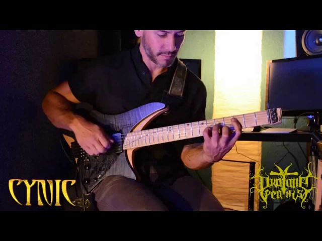 Cynic Paul Masvidal MOON HEART SUN HEAD Guitar Playthrough Exclusively from Pro Tone Pedals
