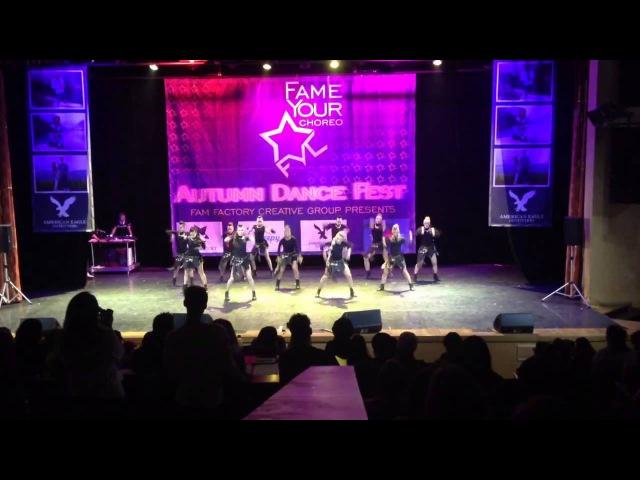 Girls Community Fame You Choreo 2015