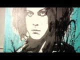 The Dead Weather - Jack White Painting -