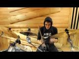 Amatory - Первый (drum cover)