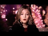 Jackie Evancho and Katherine Jenkins sing 'Silent Night' at Rockefeller Center