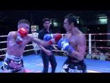 Kyle (Tiger Muay Thai) vs Leo (Sinbi Muay Thai) @ Chalong Stadium 12416