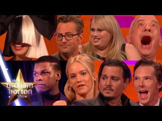 All The Best Moments From Season 18 - The Graham Norton Show