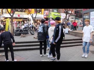 160331 DOB Hongdae IKON - APOLOGY 디오비 홍대공연 아이콘 - 지못미
