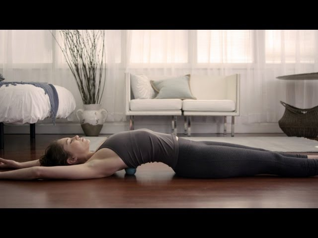 Equinox Rx Series Yoga Tune Up Trigger Point Therapy