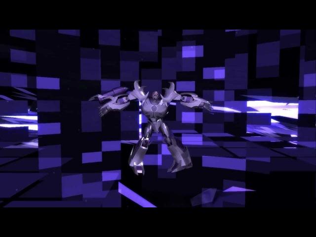 【MMD】TFプライムのメガトロンで「Gravity=Reality」[720p]