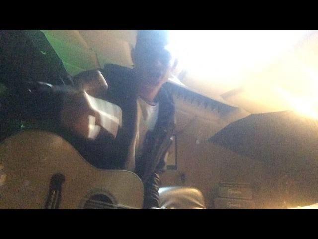 """@kravzzz on Instagram: """"Записали на Ай фон новую песенку на гитаре )) @tonytonite на ударных ) мы сделали раздел на нашем ю тюбе Пресня Фемали - буду туда вот…"""""""