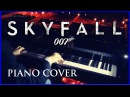 Adele SKYFALL - piano cover, version by Unlimited Piano