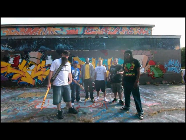 FEAR NUTTIN BAND - FEAR NUTTIN - VIBES LOVE REVOLUTION (2012) - Official Video {BoomBlaze Records}
