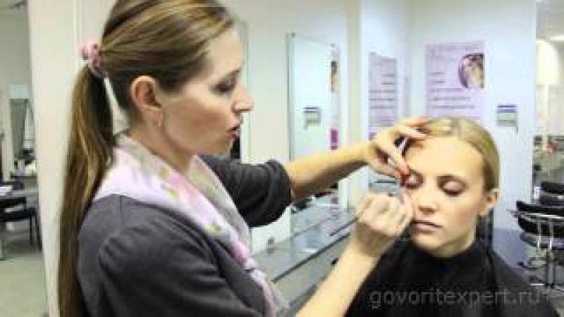 Как Правильно Красить Глаза? Как Правильно Краситься? Макияж. Говорит ЭКСПЕРТ
