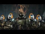 Сюжет Doom 4