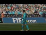 FIFA 2016, Зенит - Кристал Пэлас (прохождение от геймеров coldfury)