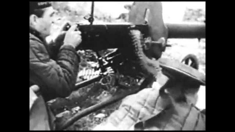 Севастополь - нарезка из военных хроник