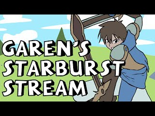 LoL Anims | Garen's Starburst Stream