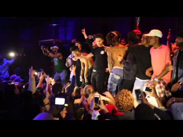 XXXTENTACION - Look At Me! (Prod. ROJAS Jimmy Duval) (LIVE PERFORMANCE)