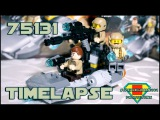 Lego Star Wars 75131 Resistance Trooper Battle Pack TIMELAPSE