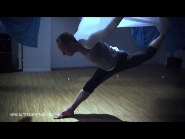 AntiGravity® Aerial Yoga - Keep An Open Mind!