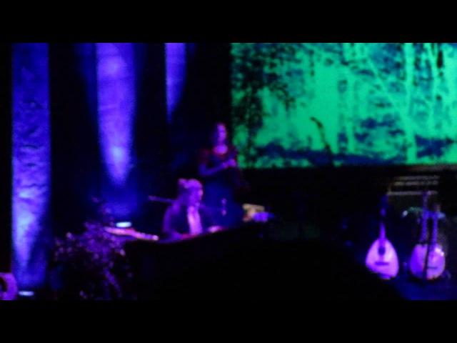 Durch den Wald zum Bach Haus (live) Blackmores Night. Moscow. 18.06.2013