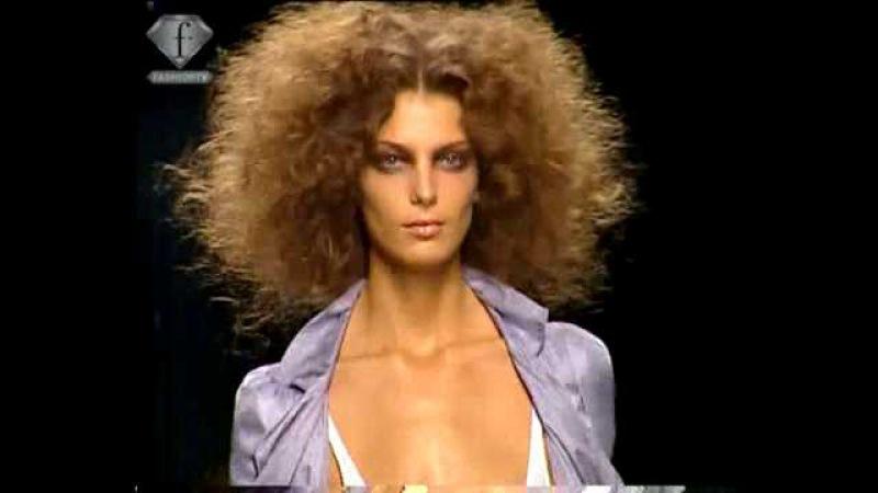 Daria Werbowy Fashion Weeks 2004 2005