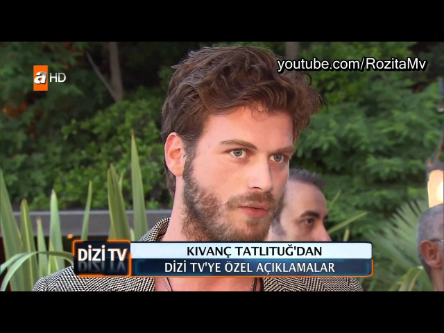 Kıvanç tatlıtuğ - Dizi TV Programı - 26.6.2011