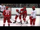 Tyler Bertuzzi Vs. Nick Jensen 2013 Red Wings Developmental Camp
