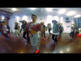 Janet Jackson feat Missy Elliot - Burn it up by Katerina Surkova