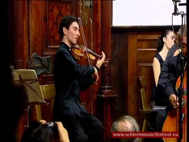 Rachmaninov Vocalise - Khachatryan, Saradjian, Gerasimova - 2011 Schlern Music Festival