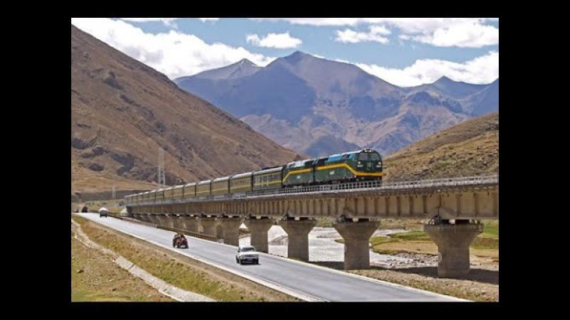 Суперсооружения Экстремальная железная дорога National Geographic HD