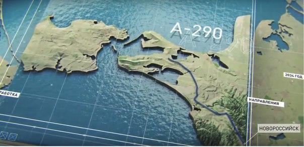 Подход к Керченскому мосту со стороны материка(+Видео)