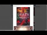 Розыгрыш ДЕСЯТИ бесплатных билетов на CRAZY ENERGY 24 сентября ARENA RIGHT