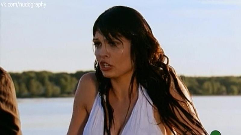Мария Горбань в сериале Мой капитан Баржа 2012 Александр Карпиловский 1 3 серия