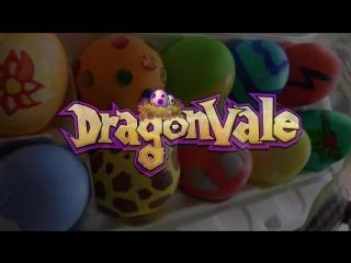 А вы приготовились к Пасхе? Интересная идея по раскраске яиц от DragonVale!