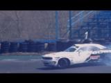 Drift Vine   Dodge Challenger V8 Daigo Saito on Ebisu Minami