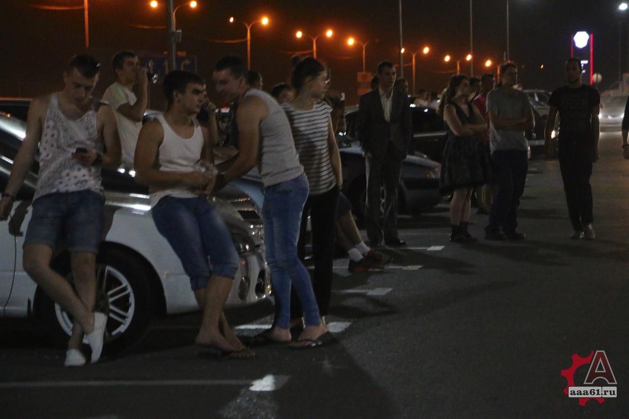 Ростовские автолюбители почтили память избитого до смерти виновника ДТП под Таганрогом