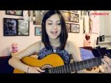 Даша Суворова - Старые фильмы (cover by Sasha Muzychuk),девочка красиво спела кавер,офигенный голос,харизма,талант,круто поёт,